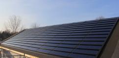 Solar Shingle Canada Installation