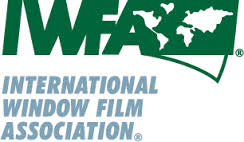 Intl Widow Film Association Logo with Name