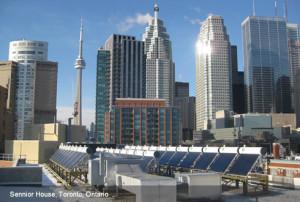 Globe Solar Downtown Toronto - Photo