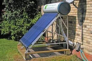 Globe Solar - Ground Mount Installation - Photo